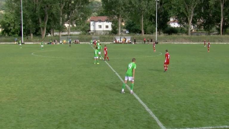 (U15) Пирин - ЦСКА-София 0:3