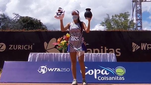 Колумбийска тийнейджърка спечели титлата в Богота