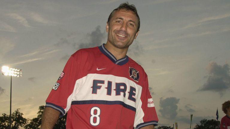 Стоичков в топ 20 на най-известните в историята на MLS