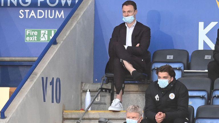 Джони Еванс до последно под въпрос за мача с Манчестър Юнайтед