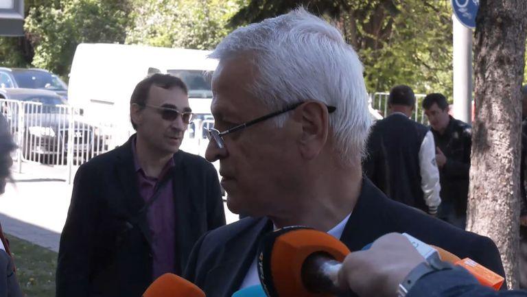 Любе Спасов: Георги Димитров беше най-добрият защитник за всички времена