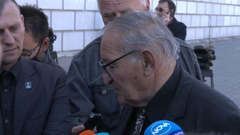 Димитър Пенев: Джеки остави дълбоки следи във футбола