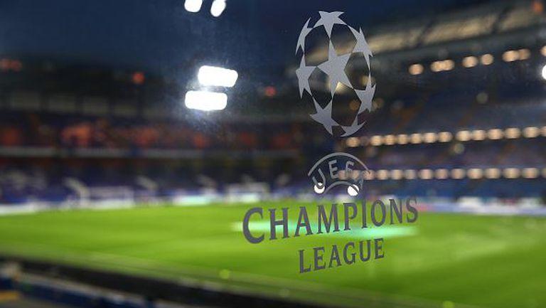 УЕФА влезе в преговири с британското правителство за финала на ШЛ