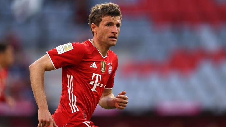 Льов връща Томас Мюлер в националния отбор