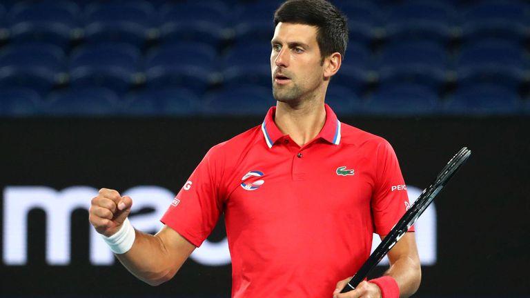 Джокович: Промяната на върха в световната ранглиста при мъже предстои