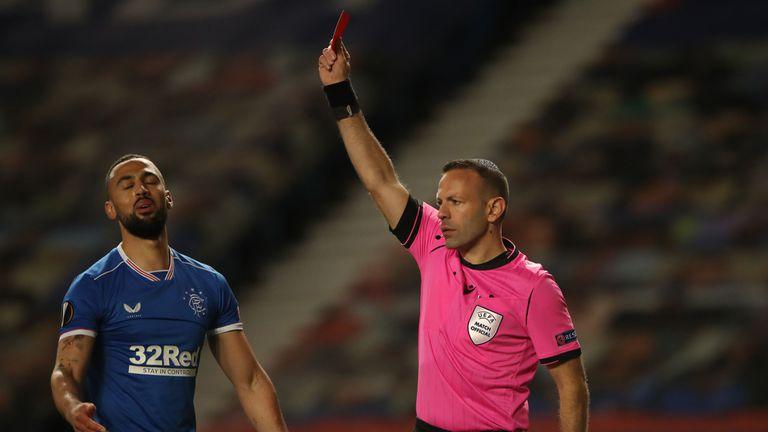 УЕФА отхвърли жалбата на Рейнджърс