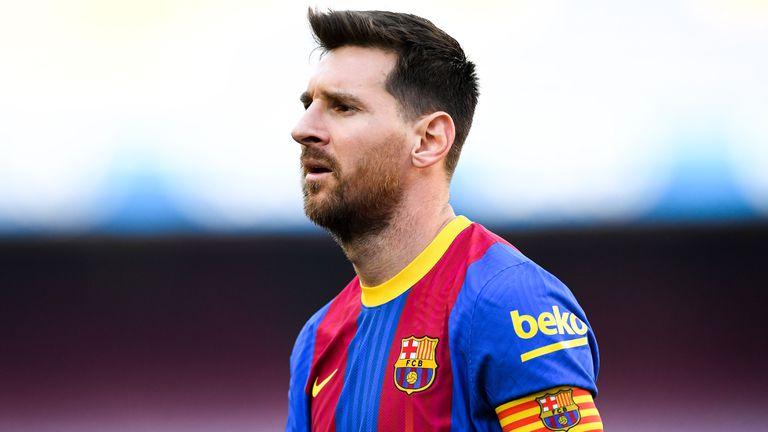 Преговорите между Меси и Барселона започнаха