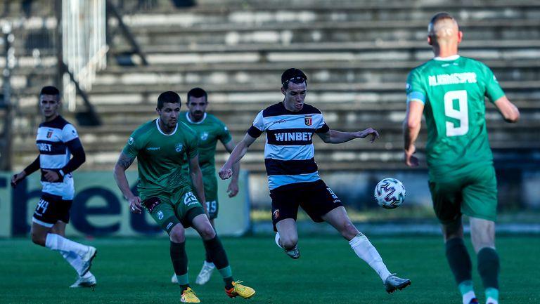 Локомотив Пловдив - Берое 0:0