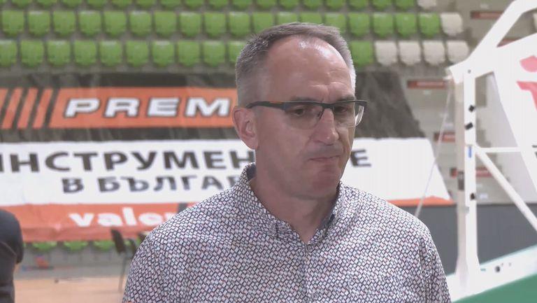 Арсич: Цяла година страдаме от много проблеми, имаше странни фаулове днес