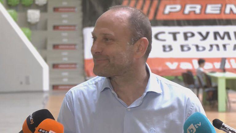 Тити Папазов: Цял сезон се упражняваха върху Левски, заслужавам награда за най-коректен треньор