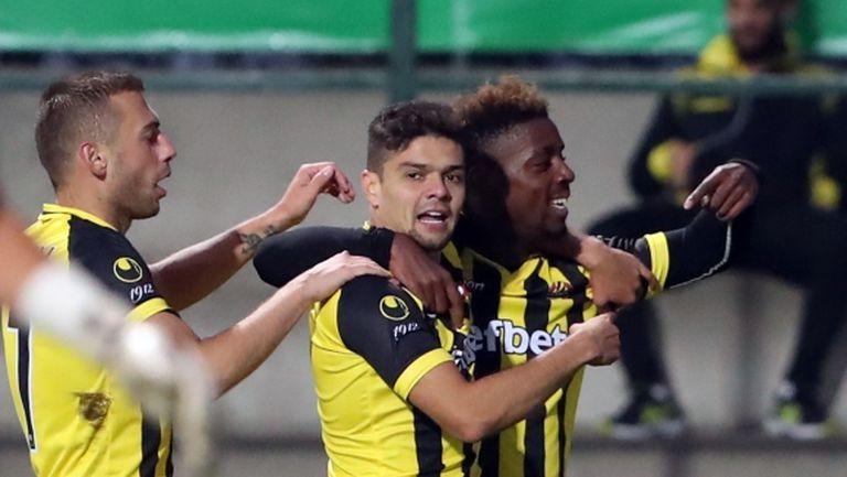 Бразилец разкова Септември с 4 гола (видео)