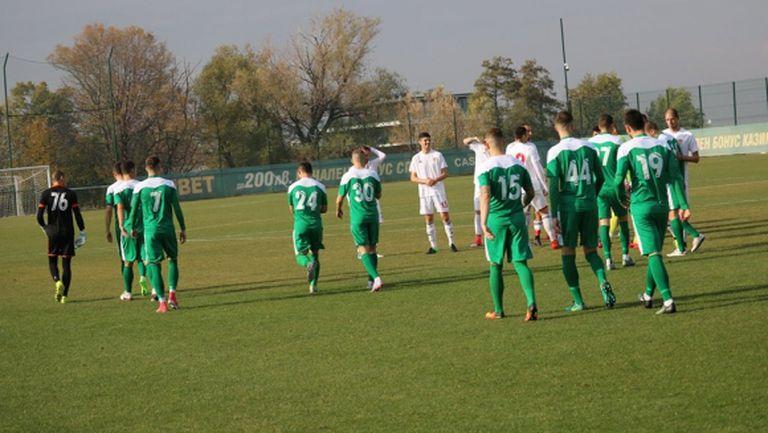 Пирин отнесе три гола в София