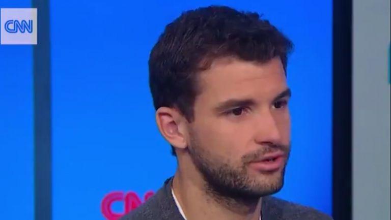 Григор пред CNN: Горд съм, че съм българин, играх за моята страна