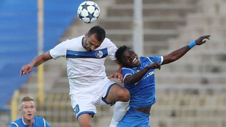 В Гана все още смятат, че Нар е футболист на Левски
