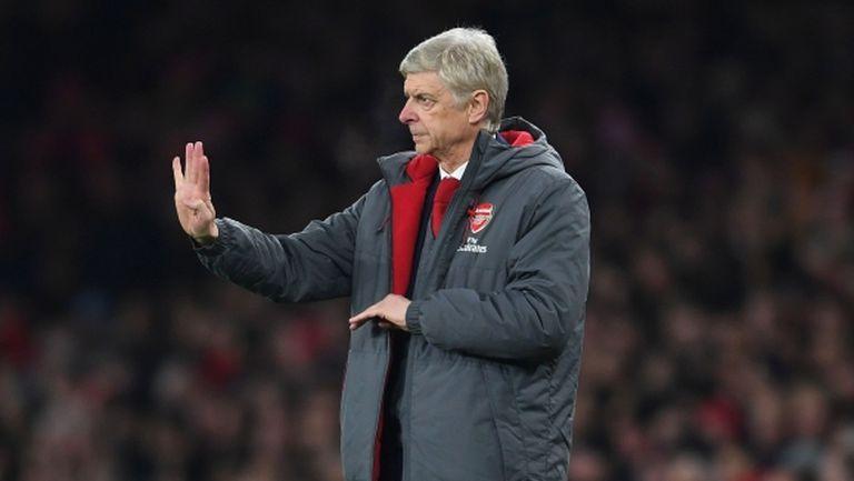 Венгер: Съперникът не бе на нивото на отборите в Премиър лийг