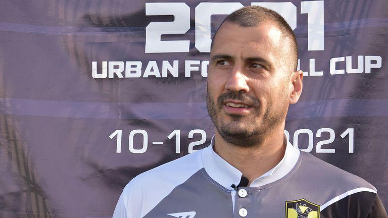 Александър Живков, DXC Technology: Надявам се българските отбори да продължим напред на URBAN Football Cup 2021