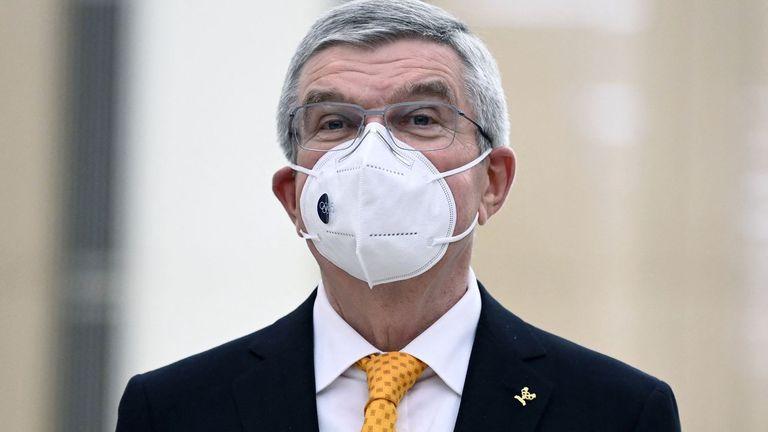 Бах отлага визитата си в Токио заради КОВИД-19 пандемията