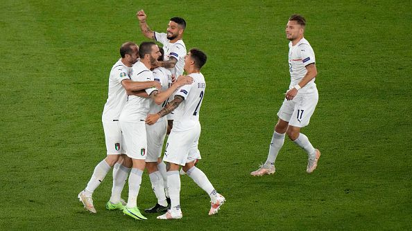 """Ударно начало за Италия на европейското първенство, """"Скуадра адзура"""" победи Турция с 3:0"""