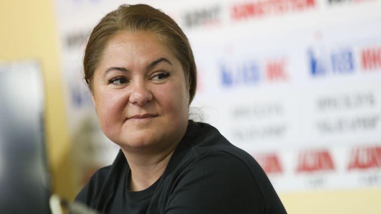 Ива Уорън призна, че започва работа в ЦСКА-София и заяви: Имам големи амбиции и цели