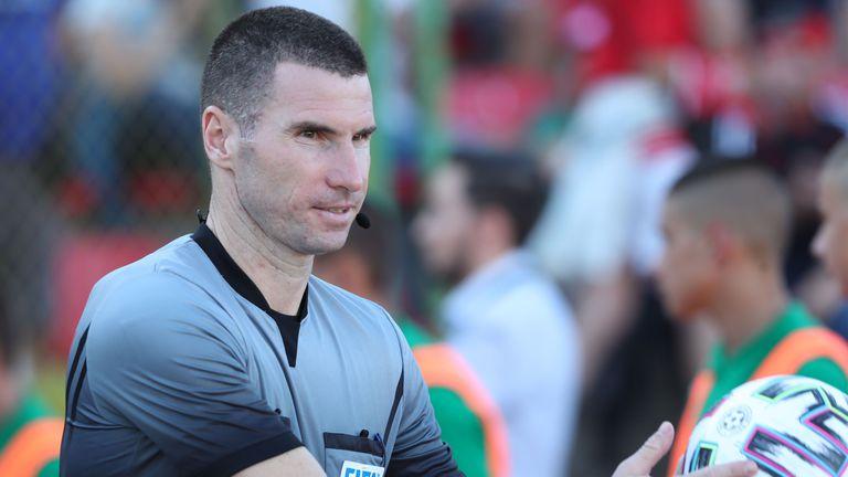 Георги Кабаков получи първи наряд на Евро 2020