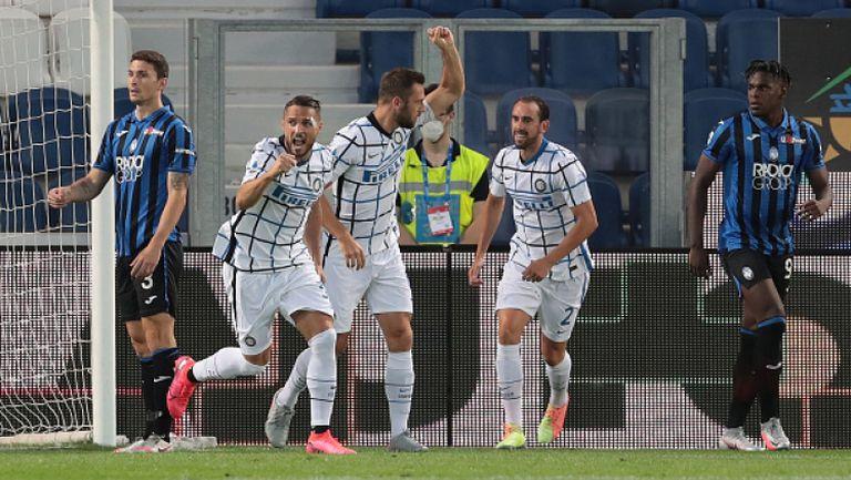 Интер не позволи Аталанта да постига рекорди и завърши втори