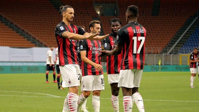 Милан с комфортна победа срещу Каляри