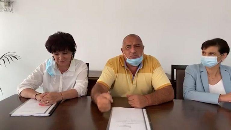 Бойко Борисов: Обещах нов стадион в Кърджали, равен с Левски не съм обещавал