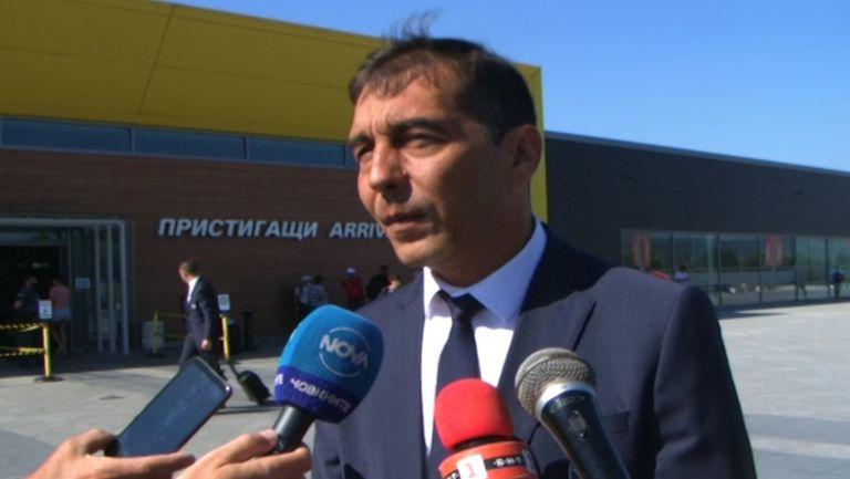 Петричев: Реформата на всички нива в Лудогорец продължава с пълна пара