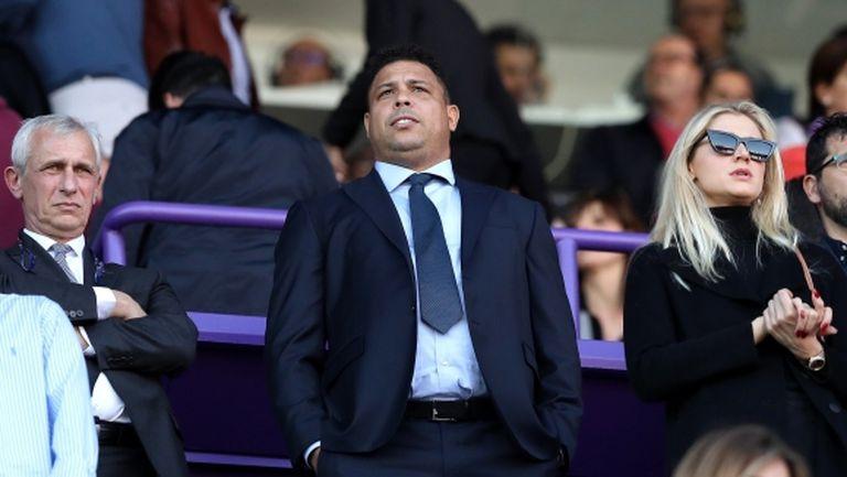 Роналдо: Бях предаден от Интер