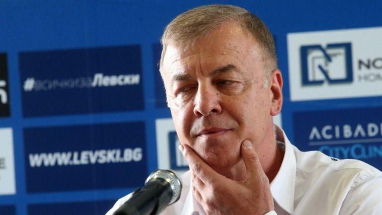 Легенда на Левски: Наско да вземе кредит, иначе отборът ще се разпадне