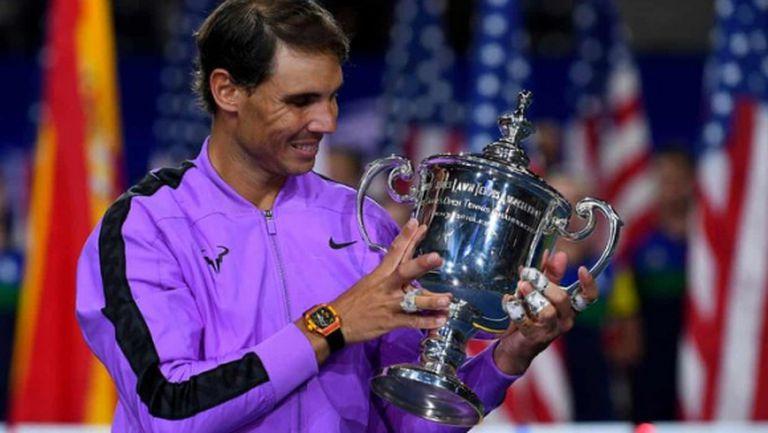 Официално: Надал се отказа от US Open