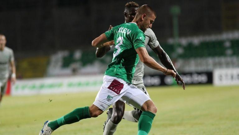 Милен Желев: Има много потенциал в отбора на Арда