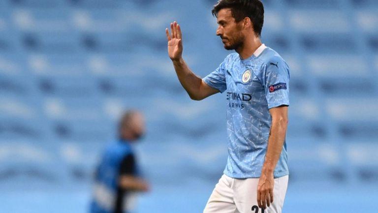 Давид Силва подписва с Лацио в понеделник