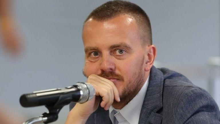 Петър Ганев за ТВ правата: Ходът ни е да не подпишем договора, което ще доведе до изхвърляне от първенството
