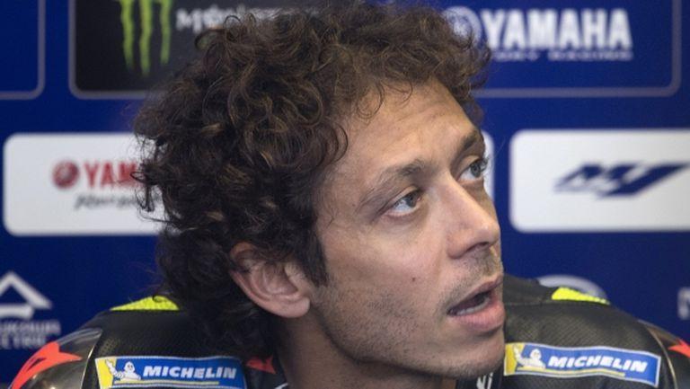 Валентино Роси предупреди младите в MotoGP да намалят агресията и да пазят колегите си