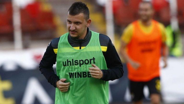 Тодор Неделев получи наградата за най-добър футболист за сезон 2019/2020 според Инстат