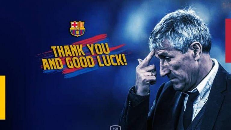 Официално: Барселона обяви раздялата със Сетиен