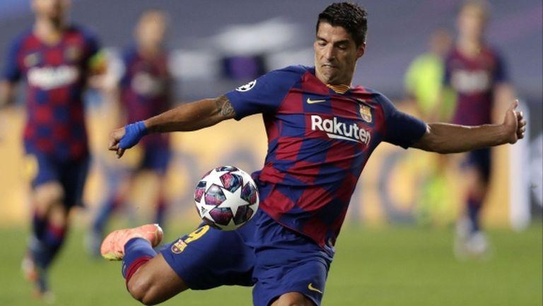 Аякс е готов да предложи 15 милиона евро за Луис Суарес