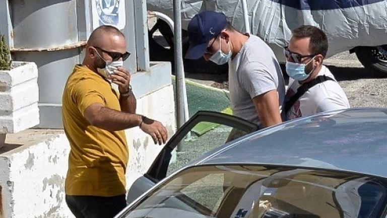 Гръцката полиция с брутални нови подробности за изцепките на Магуайър и неговите приятели