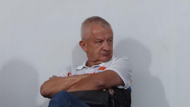 Крушарски: В стачка съм!