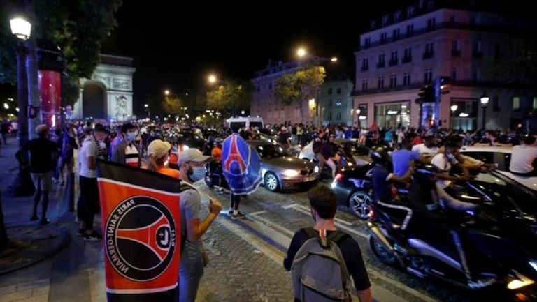 В Париж взимат сериозни мерки преди финала в ШЛ между ПСЖ и Байерн