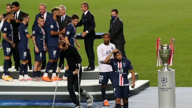 Ще спечелим Шампионската лига, уверен е президентът на ПСЖ