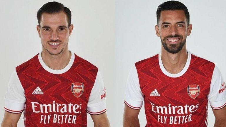 Арсенал се похвали, че Пабло Мари и Седрик Соареш остават за постоянно