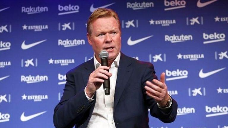 Куман се обадил на четирима играчи на Барса, за да им каже, че трябва да си тръгнат