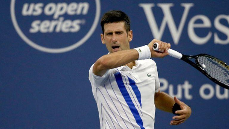 Ето кога Джокович може да изпрати в историята важен рекорд на Федерер