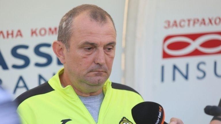 Загорчич: Отиваме в Албания за победа (видео)