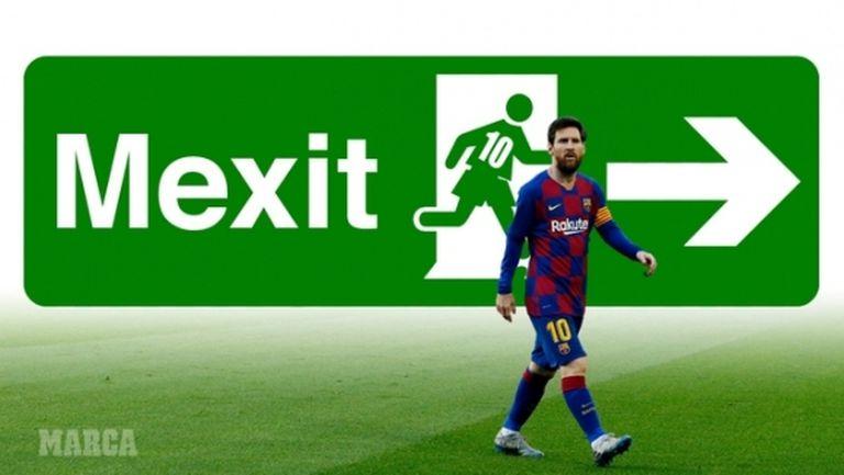 ФИФА няма да прави спънки при свободен трансфер на Меси
