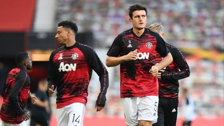 Магуайър остава капитан на Ман Юнайтед, очаква го нов процес