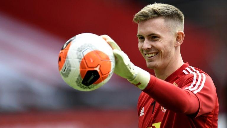 Хендерсън подписа нов договор с Ман Юнайтед