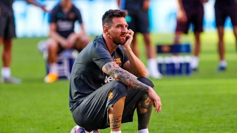 Разкритие: Меси е направил първата крачка към трансфер в Манчестър Сити